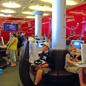 Интернет-кафе Старбеево