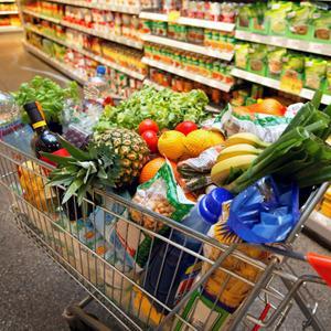 Магазины продуктов Старбеево