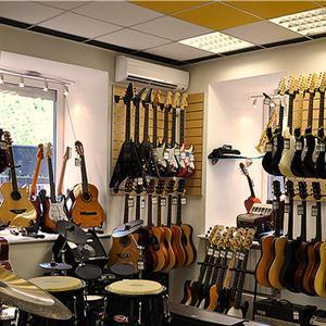 Музыкальные магазины Старбеево